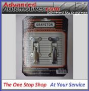 NEW GRAYSTON TOGGLE FASTENER KIT IN SILVER